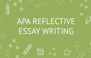 Conclusion of a reflective essay examples